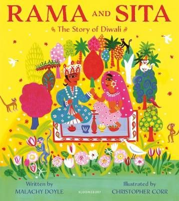 Rama & Sita Badger Learning