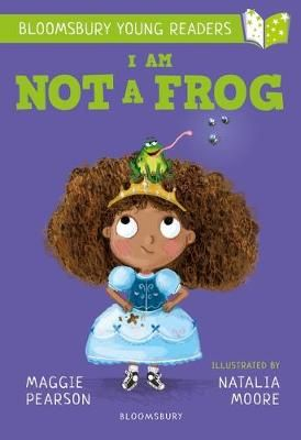I Am Not a Frog Badger Learning