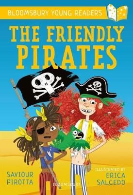 Friendly Pirates Badger Learning
