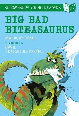 Big Bad Biteasaurus Badger Learning
