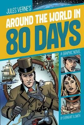 Around the World in 80 Days Badger Learning