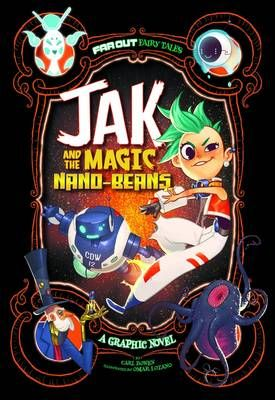 Jak and the Magic Nano-Beans: A Graphic Novel Badger Learning