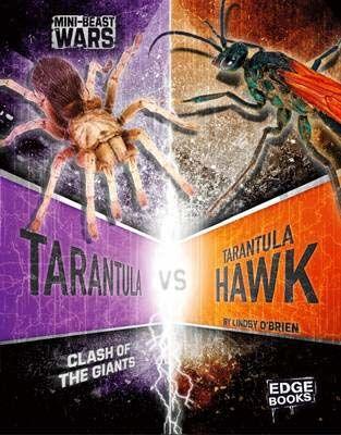 Tarantula vs Tarantula Hawk: Clash of the Giants Badger Learning