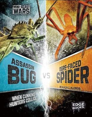 Assassin Bug vs Ogre-Faced Spider: When Cunning Hunters Collide Badger Learning