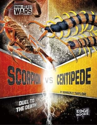 Scorpion vs Centipede: Duel to the Death Badger Learning
