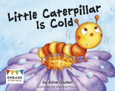 Little Caterpillar is Cold Badger Learning