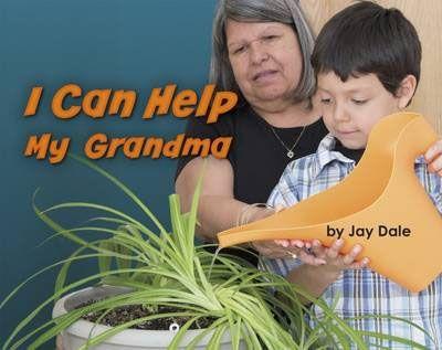 I Can Help My Grandma Badger Learning