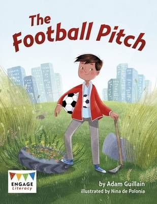 The Football Pitch Badger Learning