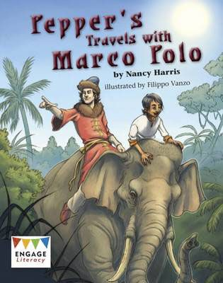 Pepper's Travels with Marco Polo Badger Learning