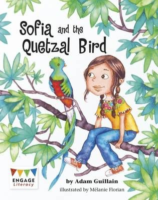 Sofia & the Quetzal Bird Badger Learning