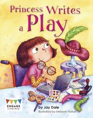 Princess Writes a Play Badger Learning