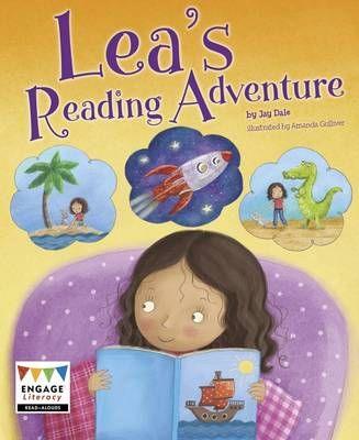 Lea's Reading Adventure Badger Learning
