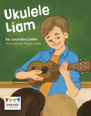 Ukulele Liam Badger Learning