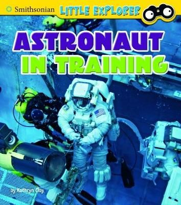 Astronaut in Training Badger Learning