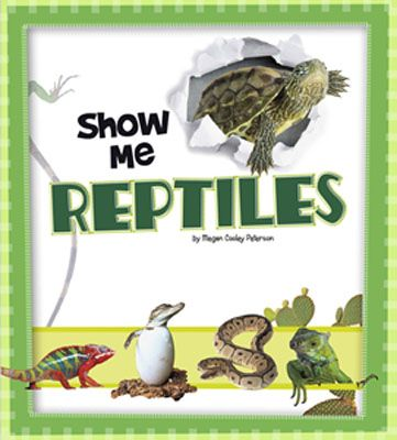Show Me Reptiles Badger Learning