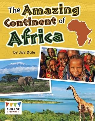 The Amazing Continent of Africa Badger Learning