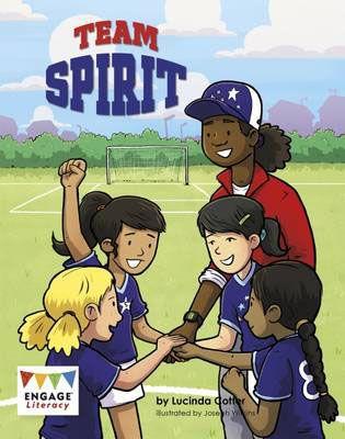 Team Spirit Badger Learning