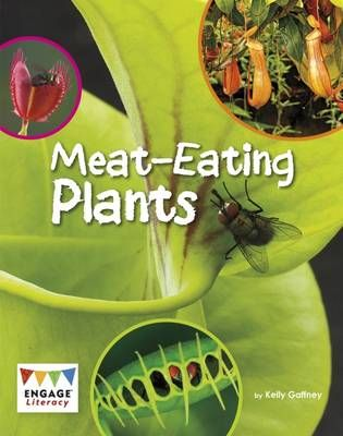 Meat-Eating Plants Badger Learning