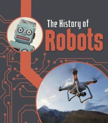 History of Robots Badger Learning