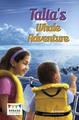 Tala's Whale Adventure Badger Learning