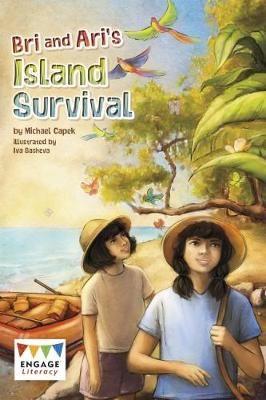 Bri & Ari's Island Survival Badger Learning
