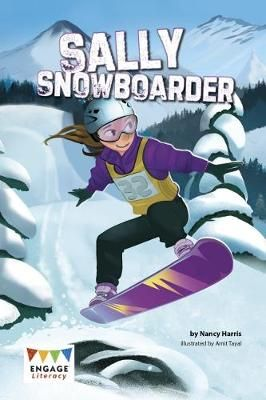 Sally Snowboarder Badger Learning