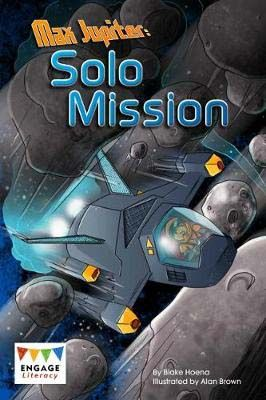 Max Jupiter: Solo Mission Badger Learning
