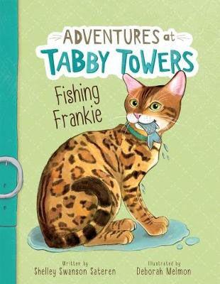 Fishing Frankie Badger Learning