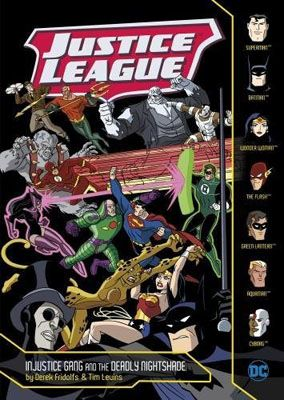 Injustice Gang & the Deadly Nightshade Badger Learning