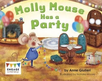 Molly Mouse Has a Party Badger Learning