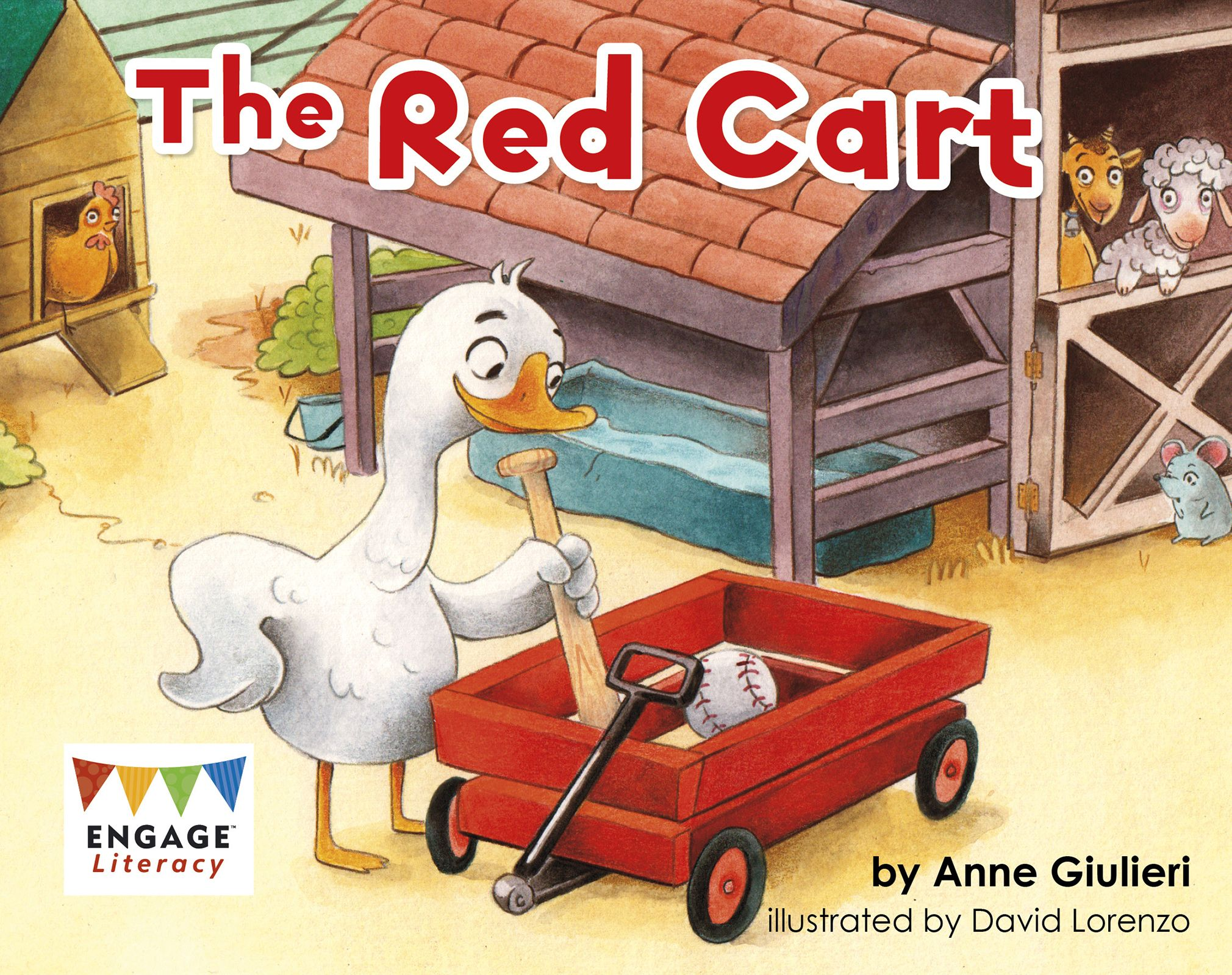 The Red Cart Badger Learning