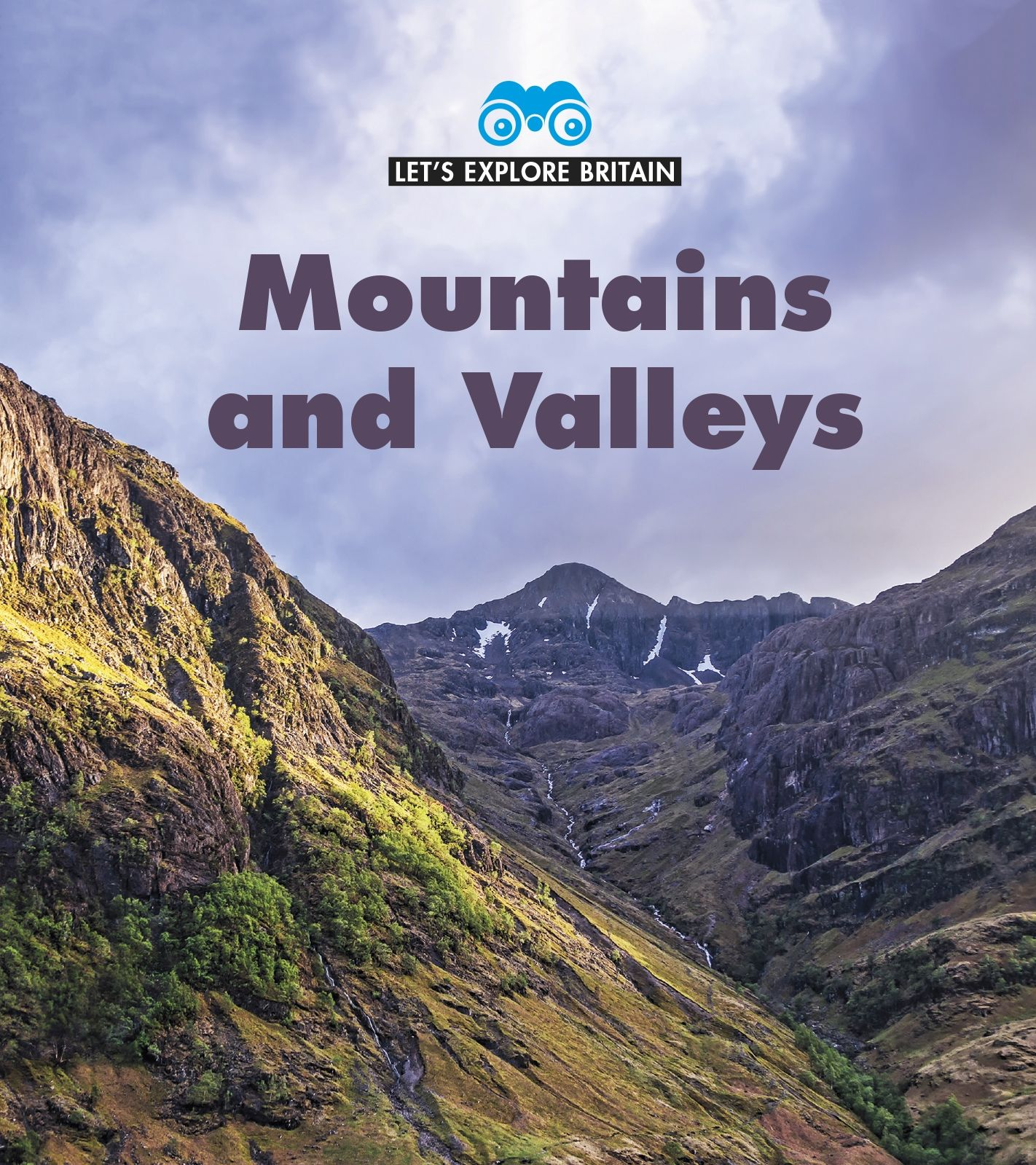 Mountains & Valleys Badger Learning