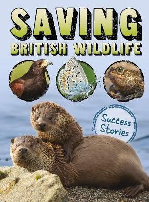 Saving British Wildlife Badger Learning