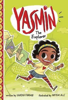 Yasmin the Explorer Badger Learning
