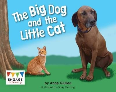 The Big Dog & the Little Cat Badger Learning