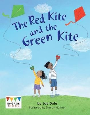 The Red Kite & the Green Kite Badger Learning