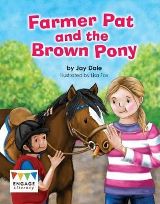 Farmer Pat & the Brown Pony Badger Learning