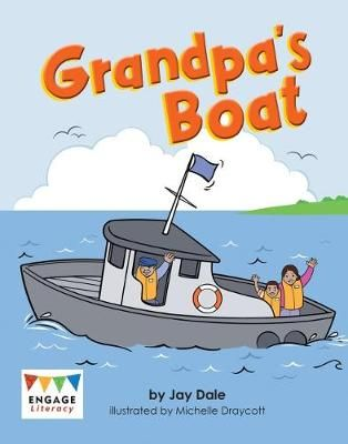 Grandpa's Boat Badger Learning