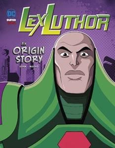 Lex Luthor Badger Learning