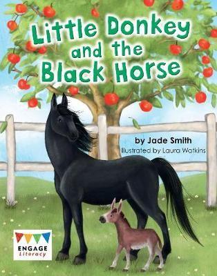Little Donkey & the Black Horse Badger Learning