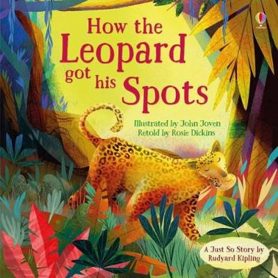How the Leopard got his Spots Badger Learning