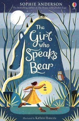 The Girl Who Speaks Bear Badger Learning
