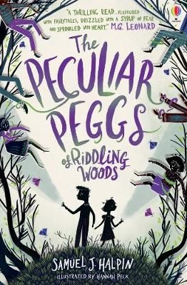 The Peculiar Peggs of Riddling Woods Badger Learning