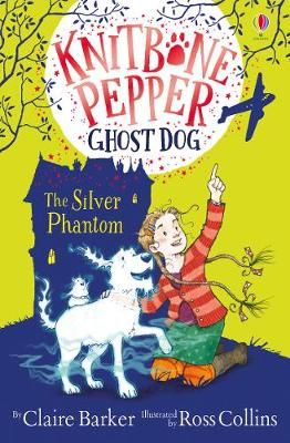 Knitbone Pepper & the Silver Phantom Badger Learning