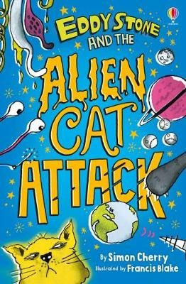Eddy Stone & the Alien Cat Attack Badger Learning