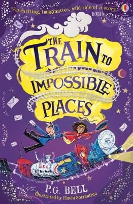 The Train to Impossible Places Badger Learning