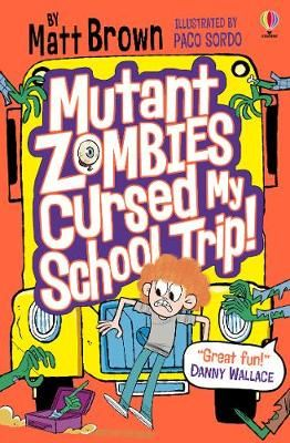 Mutant Zombies Cursed My School Trip Badger Learning