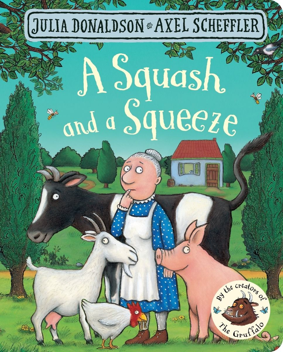 A Squash and a Squeeze - Pack of 6 Badger Learning