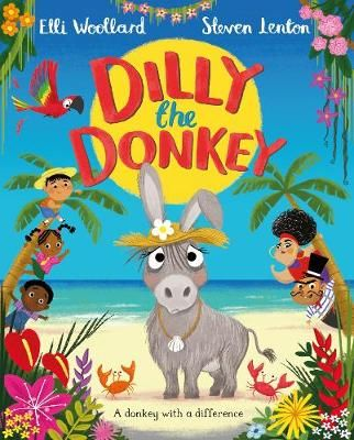 Dilly the Donkey Badger Learning