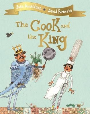 The Cook & the King Badger Learning
